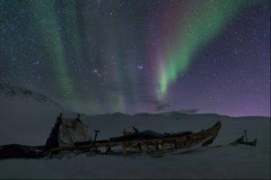 Greenland, Northern Lights
