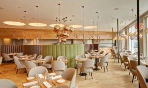 Iceland, Foss Hotel Restaurant