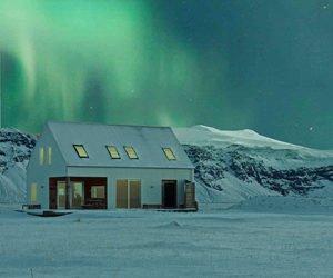 Svannurs cabin, Iceland