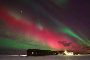 North Iceland, Northern Lights