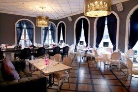 Hotel Borg, restaurant