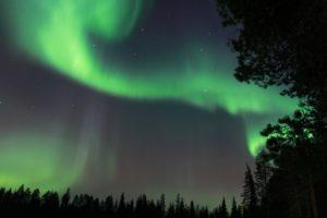 Sweden, Northern Lights