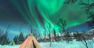 Tromso Northern Lights Sami