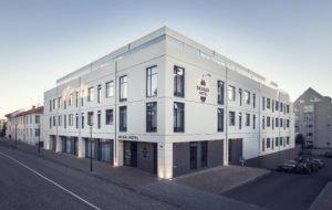 Hotel Skuggi in Reykjavik, Iceland