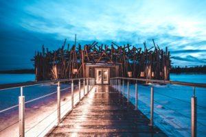 The Arctic Bath Harads Sweden