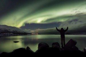 northern lights abisko sweden